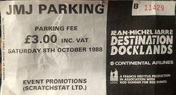Destination Docklands Car Parking