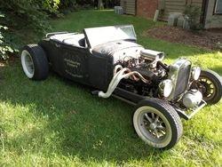 3.31 Model A roadster
