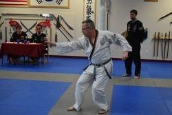 Ho Bar Toop (Tiger Form Kung Fu)