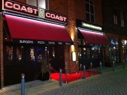 Coast To Coast Restaurant Launch Norwich