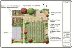 Czech garden design