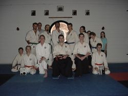 Club photo from the old days