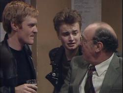 Geoff in Juliet Bravo 1982