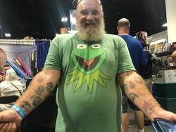 Extreme Jim Henson Fan