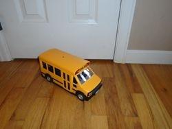 PLAYMOBIL School Bus with Lights - $15