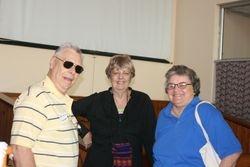 Terry, Sandy & Ruth