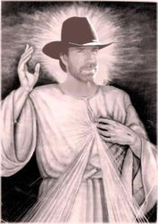 Chuck Norris is God