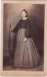 Dr. Crihfield, photographer, Lincoln, Illinois