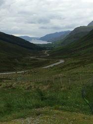 Glen Docherty & Loch Maree