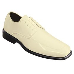 Matching Ivory Shoes