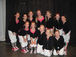 Junior Dance Champions