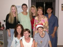 Support Group Christmas Party - Dec 02