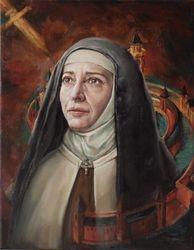 Saint Teresa from Avila