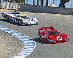 1981-1989 FIA Championship and IMSA GTP Cars