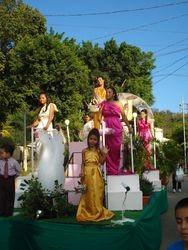 Reina de las Fiestas Patronales