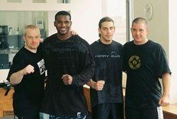 MMA fighter Kareem Ellington