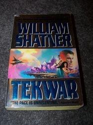 Tek War - William Shatner - Paperback