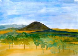 """  Mount Plumbwood, The King's HWY to Braidwood """