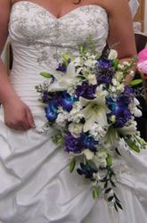 Bridal Cascade Bouquet