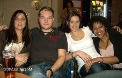 Michelle, Craig, Lianne & Dawn