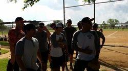 Austin Bomberos team