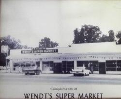Wendt's Super Market, Hempstead
