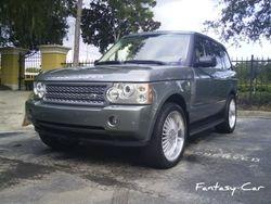 Theresa T.-----Range Rover