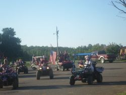 Annual Fourth Of July Parade