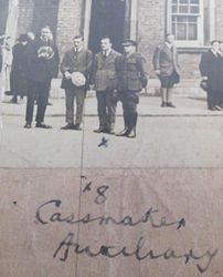 T/Cadet John Casmaker ADRIC No 663