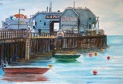 Avila Beach Olde Port Pier