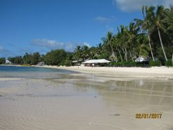 Pacific Resort, Rarotonga plage 2
