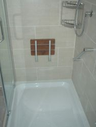 Bathroom / shower room conversion