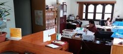 staff office
