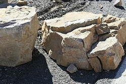 Rock Debris