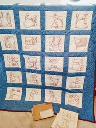 Colonial History Quilt