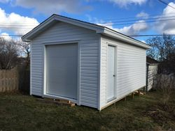 12' x 20' Standard Shed