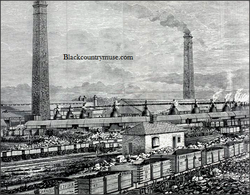 North Staffordshire, 1871.