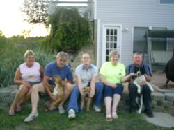 Puppy class at Pet Palace Kennel