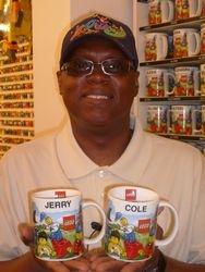 Elder Jerry Cole