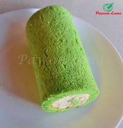 Pandan roll