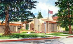 Redwood High School, Visalia