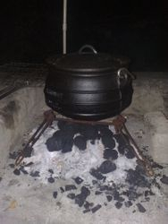 Potjie's to be enjoyed