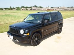 Jeep Patriot 4-Wheel Drive