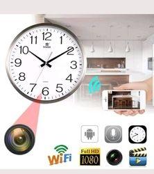 Spy Clock WiFi