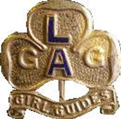 1932 - 1968 Local Association Promise Badge