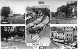 Old Dudley Postcard.