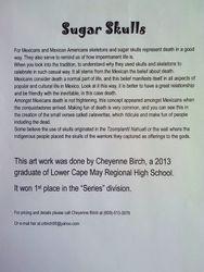 Congrats to Cheyenne Birch