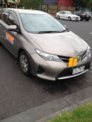 Driving School Braybrook - Toyota Corolla Hatch -  Automatic Transmission