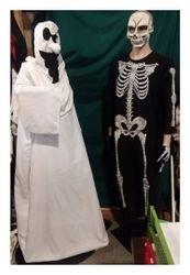 Ghost & Skeleton