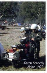 1979 Alpine Rally @ Perkins Flat